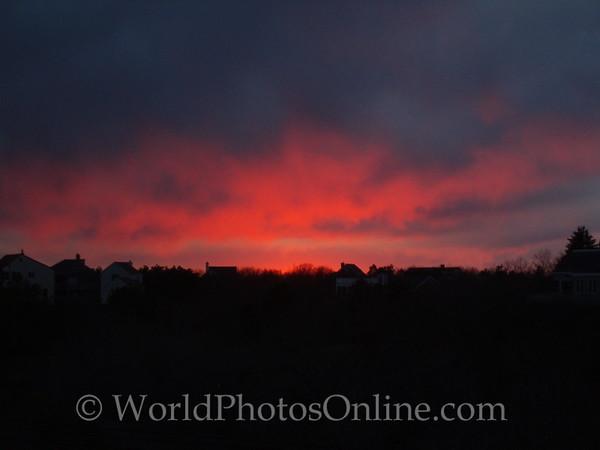 P-Town - Sunset