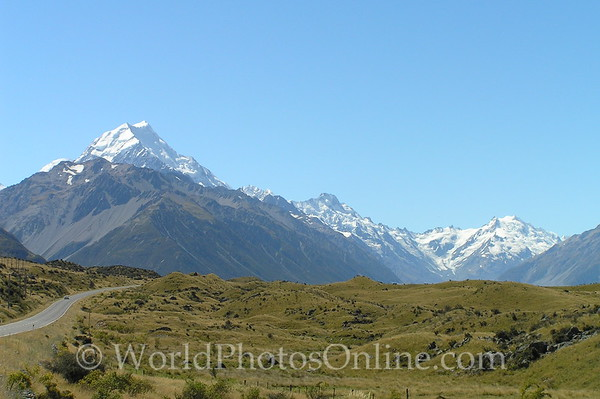 South Island - Mt Cook