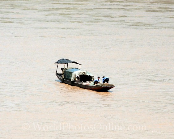 Yangzi River - Sampan