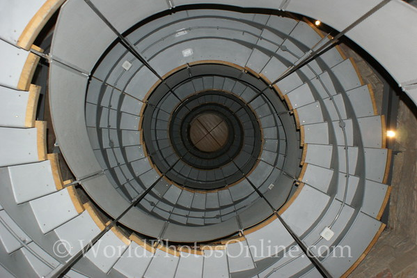 Glasgow - Lighthouse - Spiral Stairs
