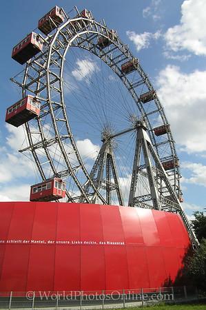 Vienna - Prater Ferris Wheel 2