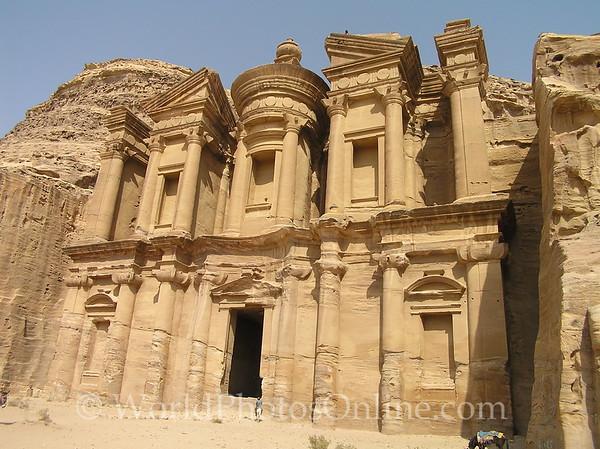 Petra - Monastery (Al-Deir)