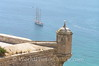 Castillo de Santa Barbara - Barbican & Tall Ship