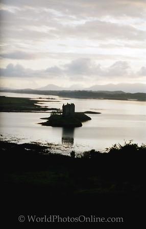 Loch Linnhe - Staker Castle 2