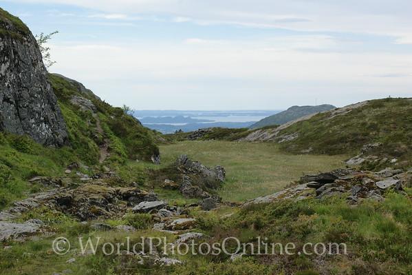 Bergen - Mt  Rundemanen Hike 8