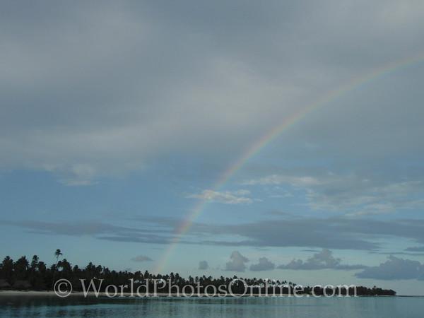 Moorea - Rainbow