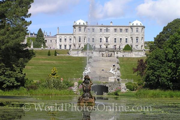 Dublin - Powerscourt Estate