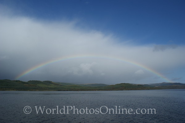 Kennacraig - Rainbow