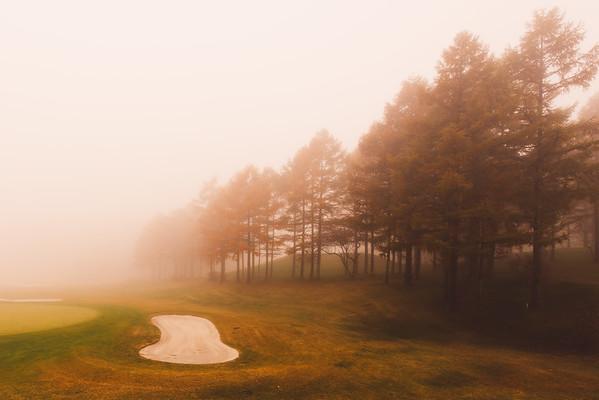 Fog on the Ninth