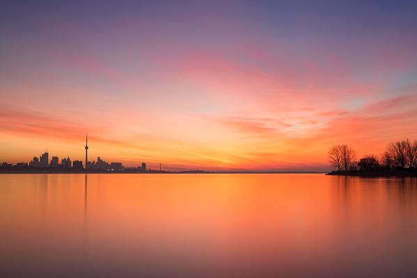 A Delicious Sunrise