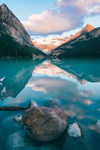 Lake Louise Rock