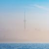 Fogged Skyline
