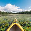 Kayak in Algonquin Park