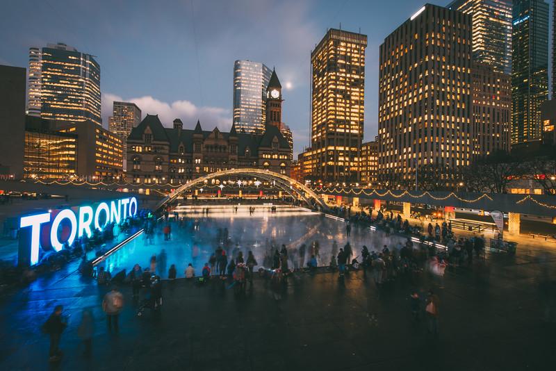 Toronto Skates