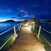 Twilight in Paradise