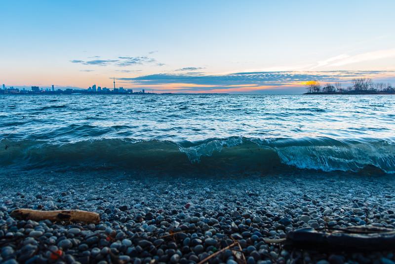 In Murky Waters