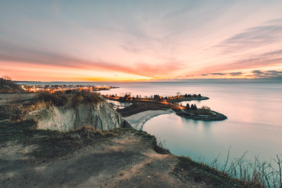 The Warmth of the Bluffs