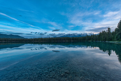 Stillness in Jasper