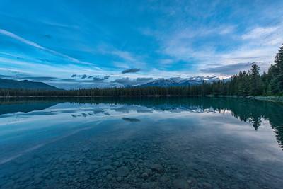Stillness in Jasper