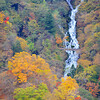 Waterfall in the Japanese Alps