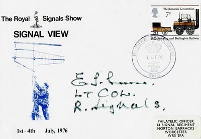 1 July 1976