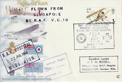 27 July 1968