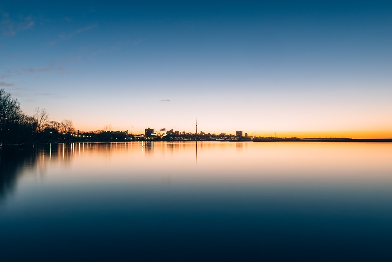 A Clear Sunrise