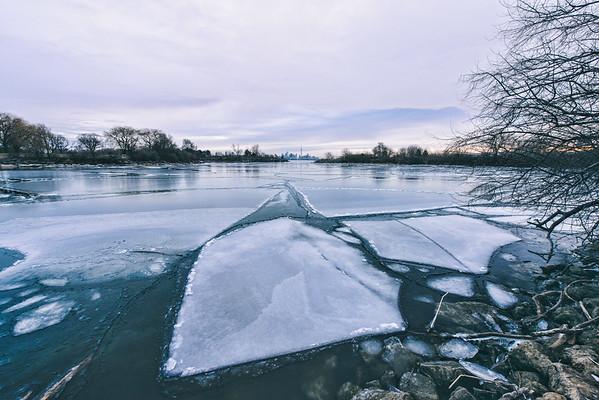 Ice Way to the City