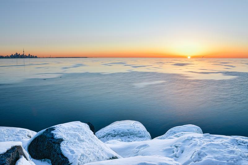 A Winter's Rise