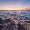 A Rocky Sunrise