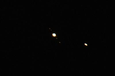 The great conjunction Saturn Jupiter 2020