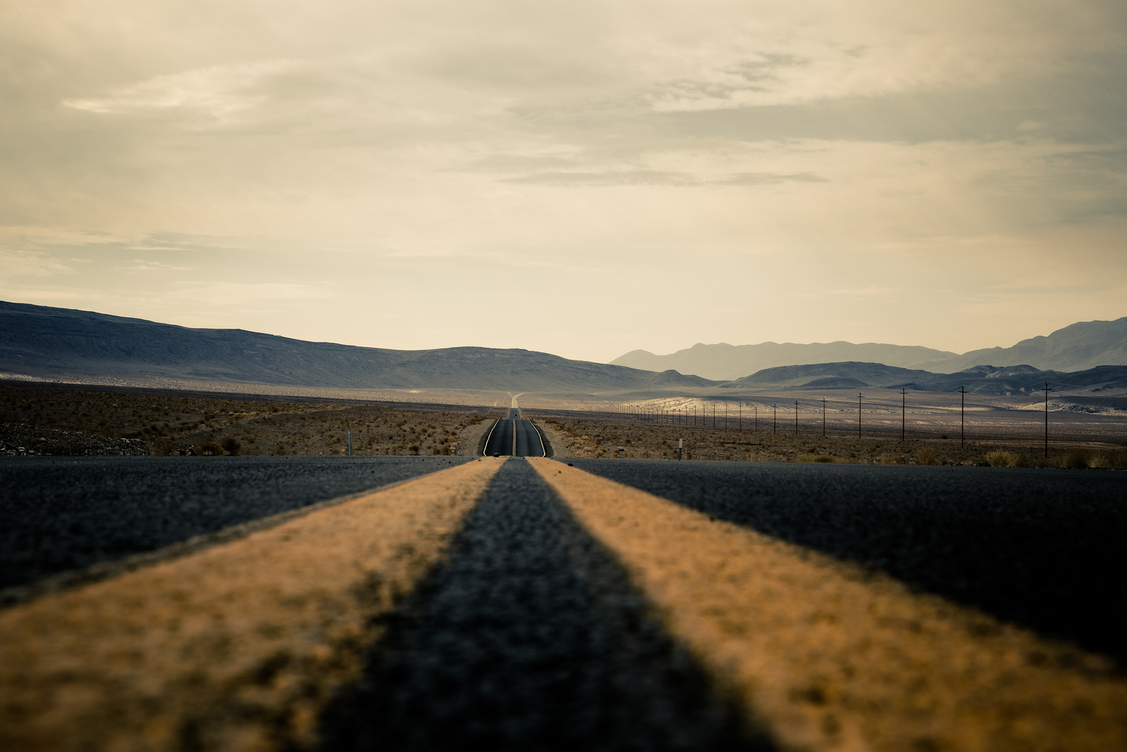 Approaching Death Valley...