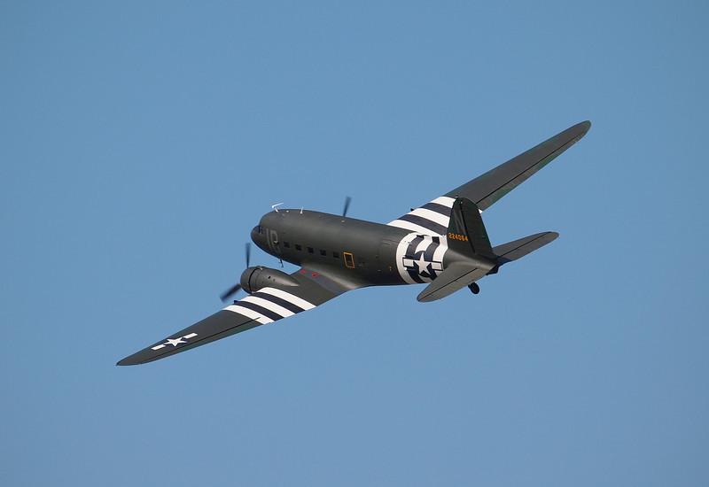 C-47 at AirVenture - 28 July 2012