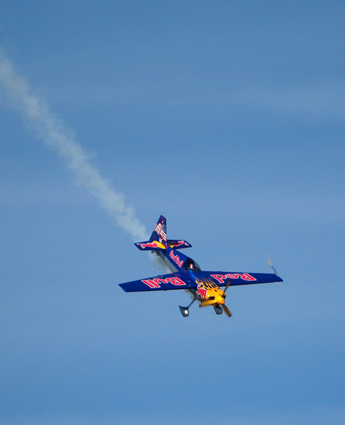 Kirby Chambliss' Edge 540 at AirVenture - 26 July 2010