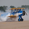 John Mohr's Boeing Stearman at  AirVenture - 25 July 2012