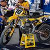 Justin Brayton's Yamaha - 18 Jan 2014