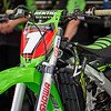 Ryan Villopoto's Kawasaki - 18 Jan 2014