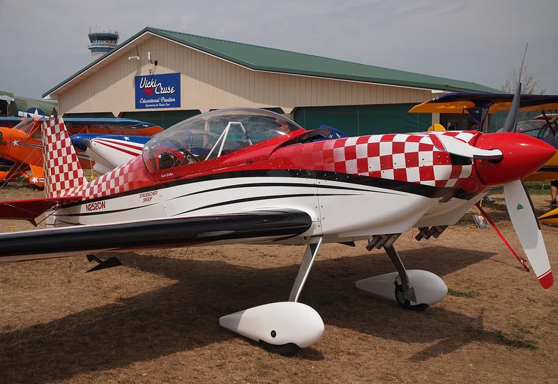 Stadacher S600 F - 25 July 2012