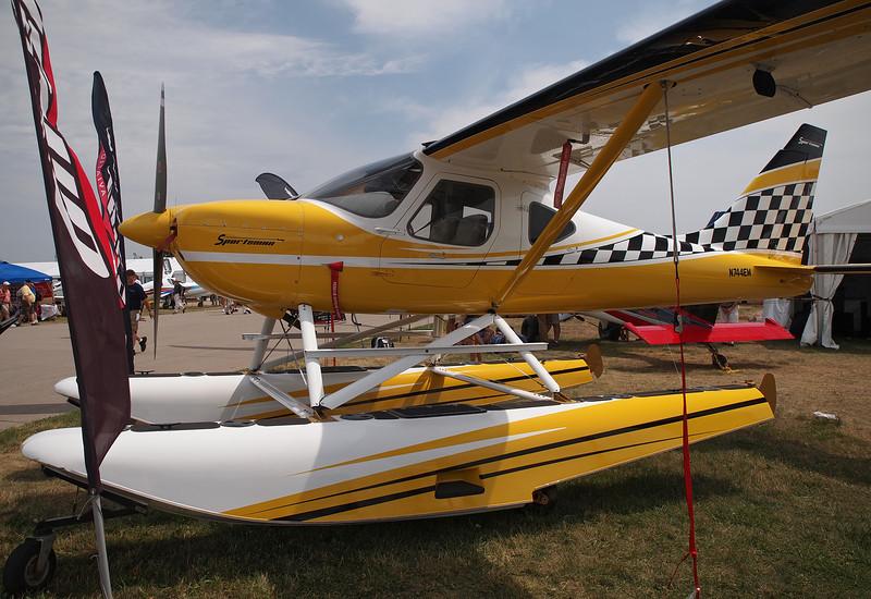 GS-2 Sportsman at AirVenture - 25 July 2012