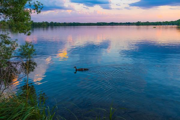 Lake Nokomis, Minneapolis