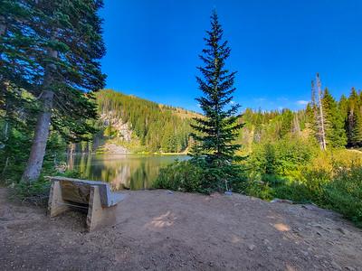 Bloods Lake Trail, Park City, Utah