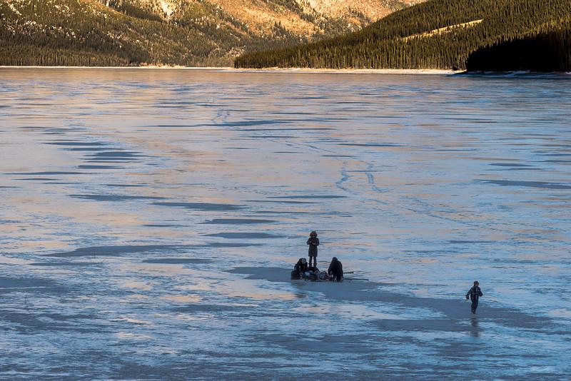 Picnic at the Lake?