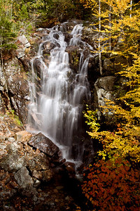 Waterfall Acadia National Park, Maine