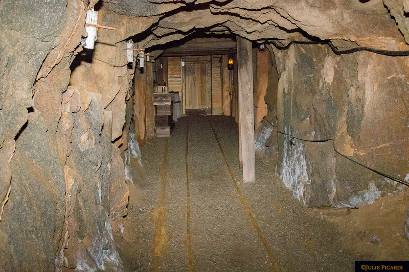 If you select a mine tour, bring a jacket.