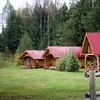 Guest Cabins at the Ranch