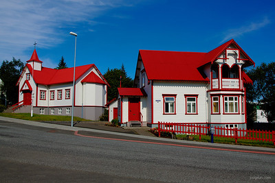 Beautiful House in Akureyri