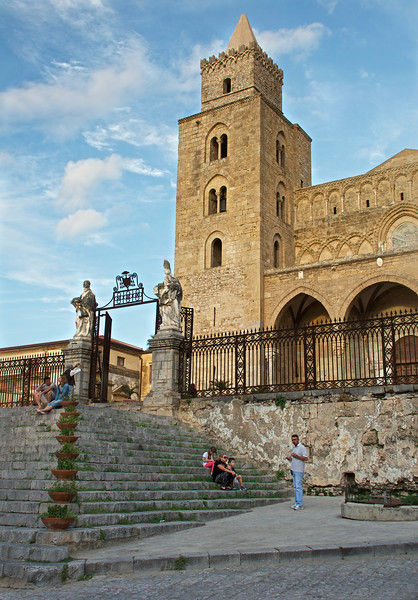 Cathedral in Cefalú