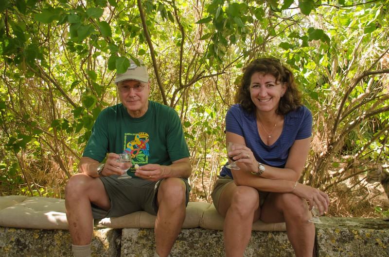 2 Essentials….Water and Wine