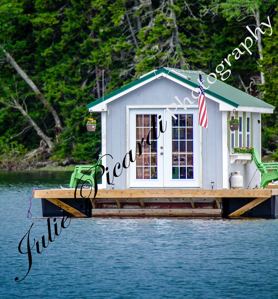 Doll House on the Water