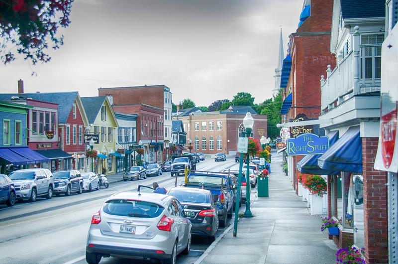 Main Street in Camden